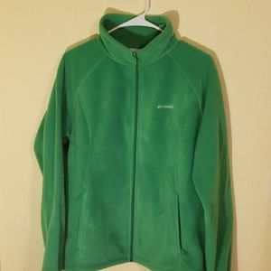 EUC Columbia Women's fleece jacket